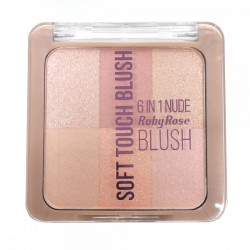 Blush Soft Touch Ruby Rose Cor 1