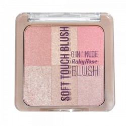 Blush Soft Touch Ruby Rose Cor 2