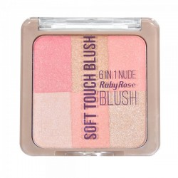 Blush Soft Touch Ruby Rose Cor 3