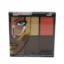 Paleta de Corretivo Ruby Rose Modelo Medium
