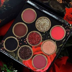 Paleta De Sombras Red Rose Bruna Tavares